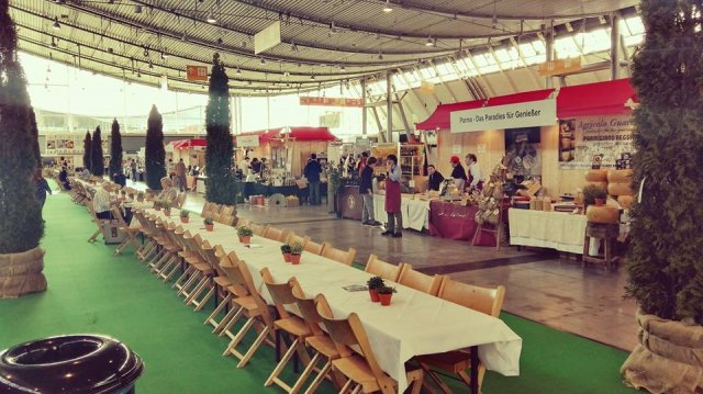 Sajam  Slow food u Frankfurtu